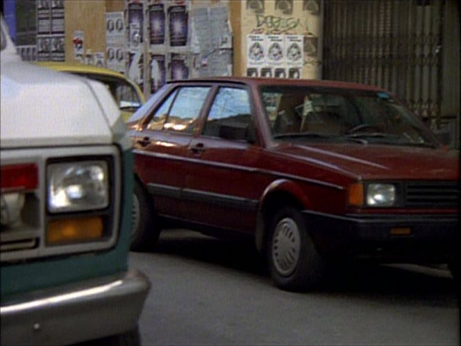 Imcdb Org 1987 Volkswagen Fox Gl Typ Bx In Quot Nypd Blue