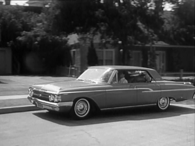 1962 Mercury Monterey Four-Door Hardtop [75B]