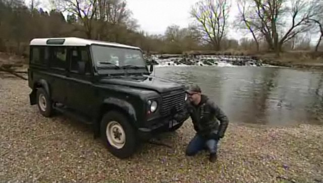 1997 Land-Rover Defender 110 Station Wagon 2.5 TD