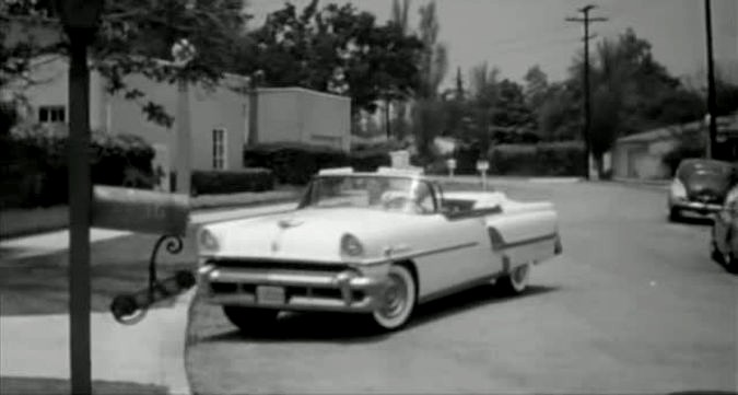 1955 Mercury Montclair Convertible [76B]