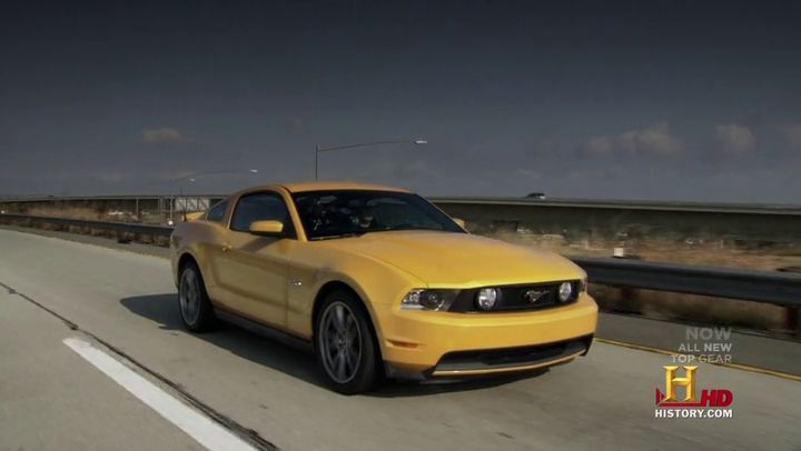 Imcdb 2012 ford mustang gt s197 in top gear usa 2010 2016 publicscrutiny Gallery