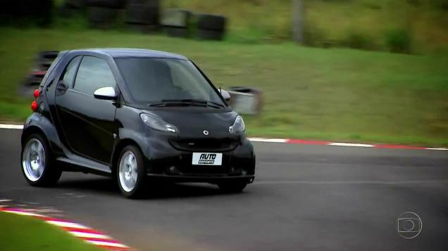 smart Fortwo Brabus [451]