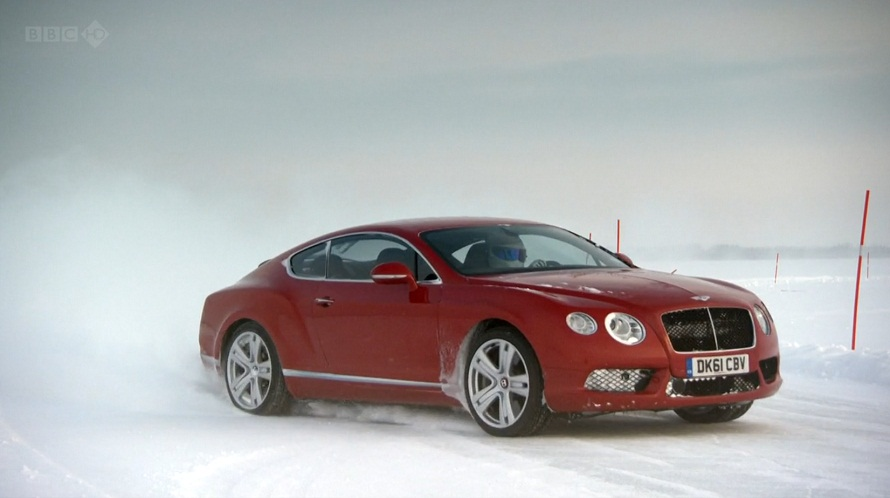 Imcdb 2012 Bentley Continental Gt V8 In Top Gear 2002 2015