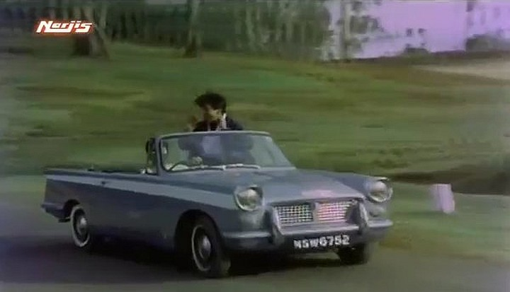 IMCDb org: 1966 Standard Herald Convertible Phase I in