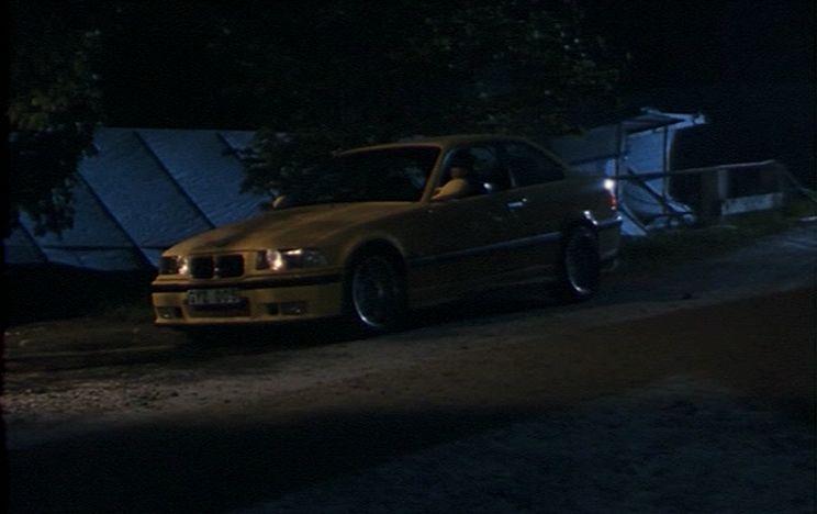 IMCDborg BMW M E In Snoken - 1993 bmw m3