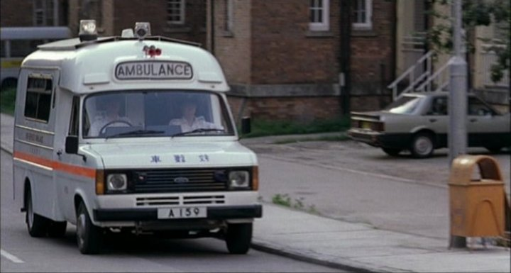 Ford Transit Ambulance MkII