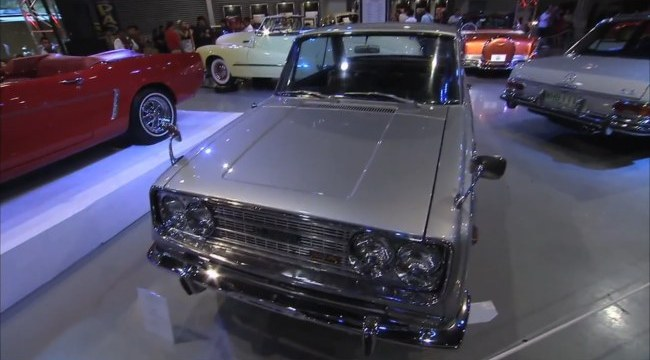 1967 Toyota Corona Coupe [RT50]