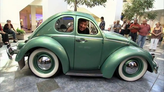 1957 Volkswagen Sedan 'Shorty' custom [Typ 1]