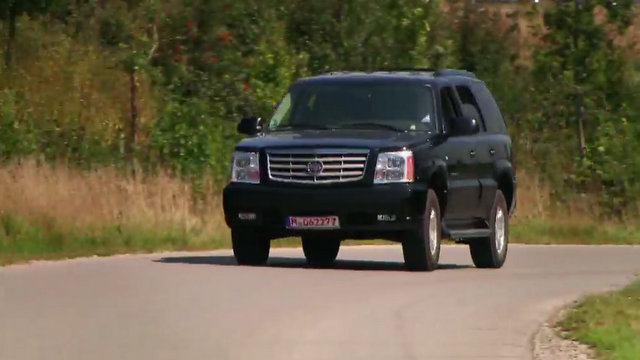 2006 Cadillac Escalade [GMT820]