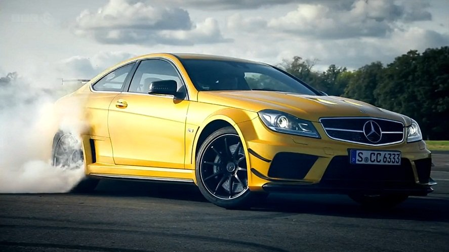 2011 Mercedes-Benz C 63 AMG Black Series [C204]