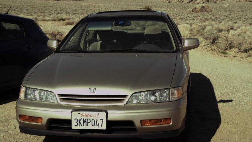 1995 Honda Accord EX [CD]