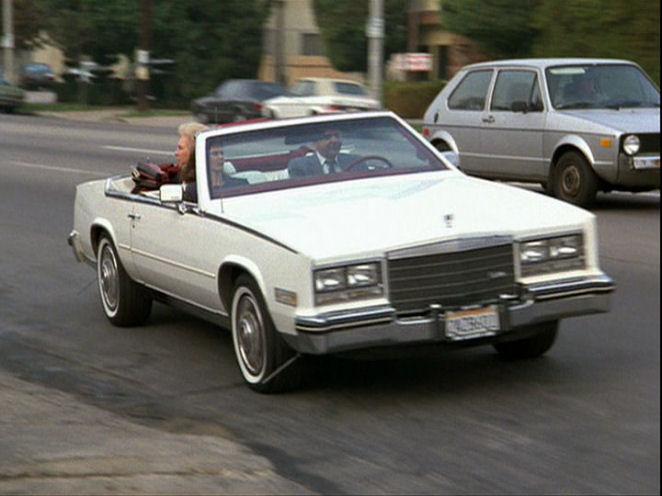 IMCDb.org: 1984 Cadillac Eldorado Biarritz Convertible in