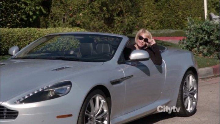 IMCDborg Aston Martin Virage Volante In Modern Family - 2018 aston martin virage