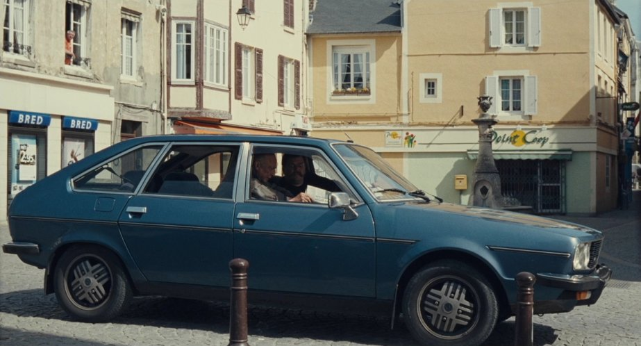1980 renault 30 tx v6 r1278 in le havre 2011. Black Bedroom Furniture Sets. Home Design Ideas