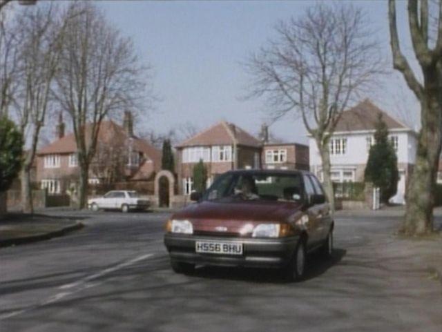 IMCDb.org: 1989 Ford Fiesta Ghia MkIII in