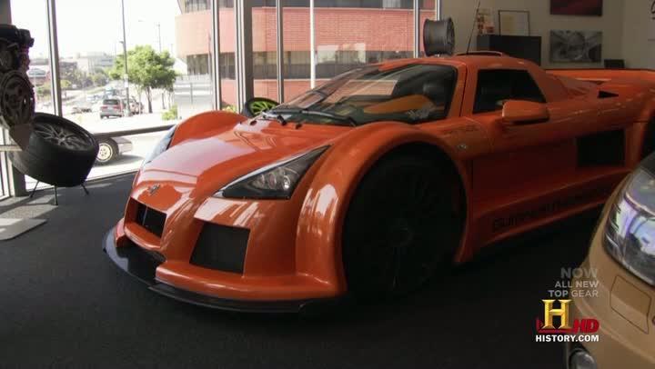 "IMCDb.org: Gumpert Apollo in ""Top Gear USA, 2010-2016"""