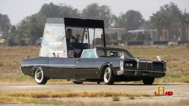 Imcdb Org 1969 Lincoln Continental Mark Iii Adam Ferrara