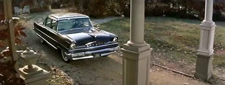 1956 Lincoln Premiere Four-Door Sedan [73B]