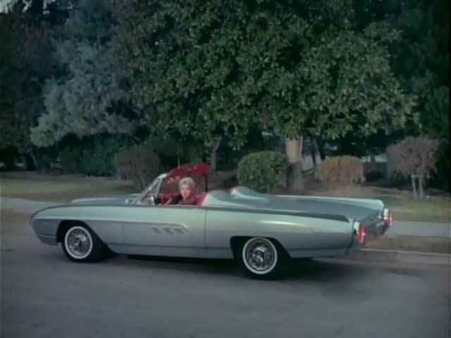 1963 Ford Thunderbird Sports Roadster [76B]