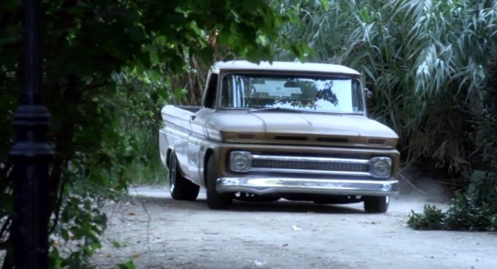 pretty tiny pickup truck. IMCDb org  1964 Chevrolet C 10 Fleetside in Pretty Little Liars 2010 2018