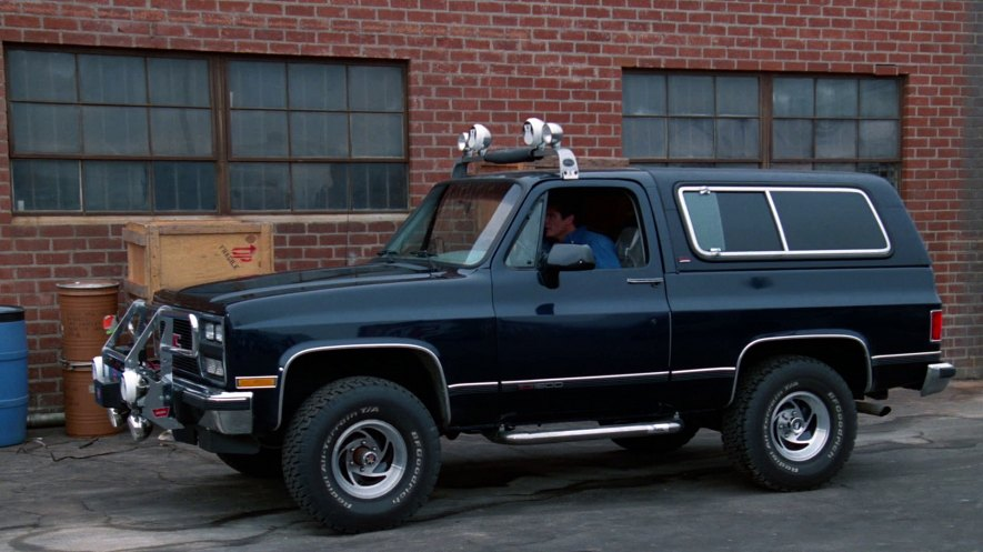 1990 GMC Jimmy [V-1500]