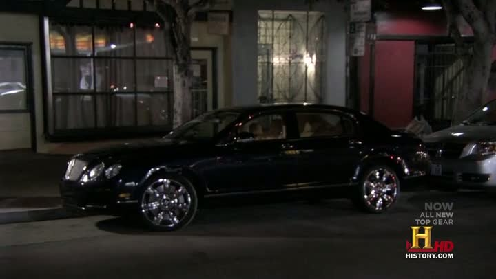IMCDb org: Bentley Continental Flying Spur in