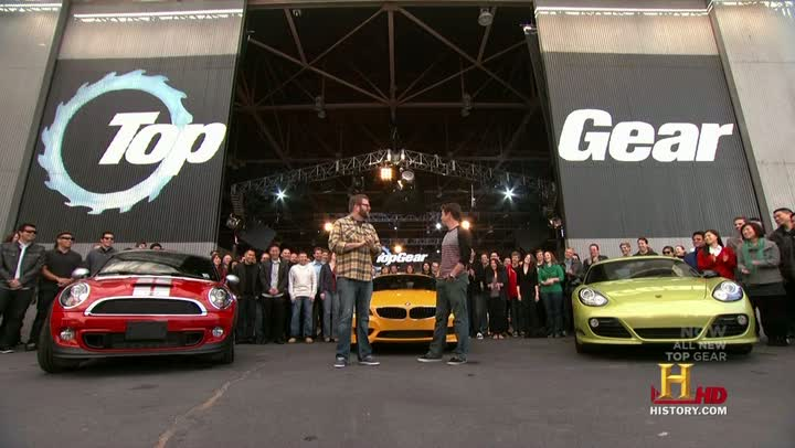Imcdborg 2011 Mini Coupé Cooper S R58 In Top Gear Usa 2010 2016