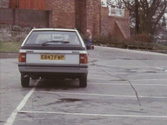 1987 Citro�n BX Estate 19 TRS S�rie 2
