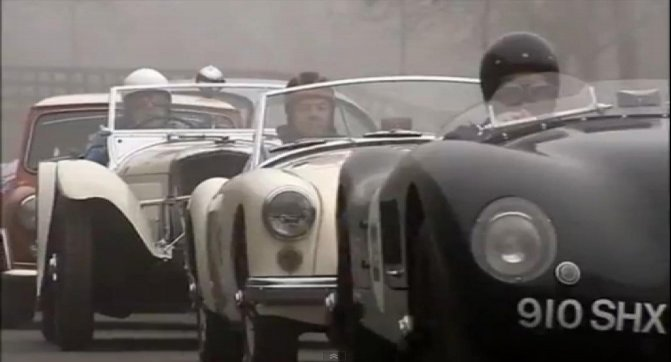 IMCDb org: 1958 Jaguar C-Type replica based on XK150 in