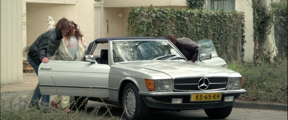 1982 Mercedes-Benz 280 SL [R107]