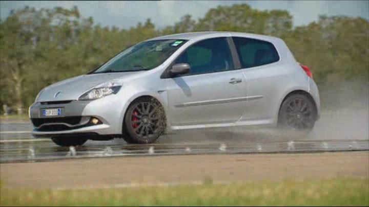 Imcdb 2010 Renault Clio Rs Cup 200 3 X85 In Top Gear