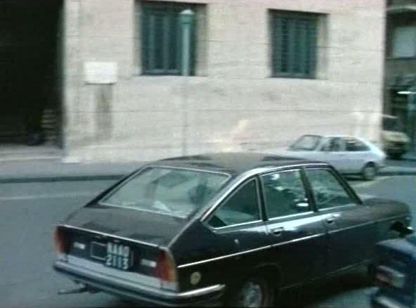 1976 lancia beta berlina 2a serie 828 cb in napoli palermo new york il. Black Bedroom Furniture Sets. Home Design Ideas