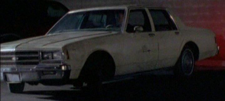 "Alma Chevrolet Impala >> IMCDb.org: 1981 Chevrolet Impala in ""L.A. Heat, 1996-1999"""