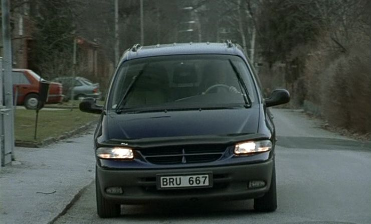 1998 Chrysler Grand Voyager