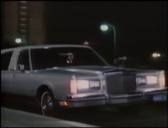 1984 Lincoln Town Car Stretched Limousine
