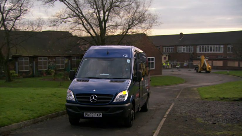 2007 Mercedes-Benz Sprinter [W906]