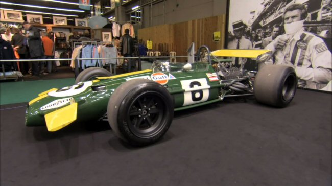 1969 Brabham BT 26A Ford Cosworth DFV 3.0 V8 [BT26/4]