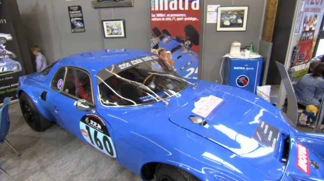 1965 Matra MS610 replica Coupé Napoléon