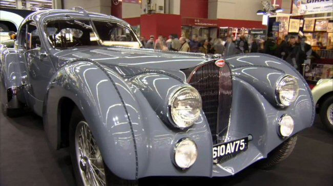 1937 Bugatti Type 57 S Atlantic [57473]