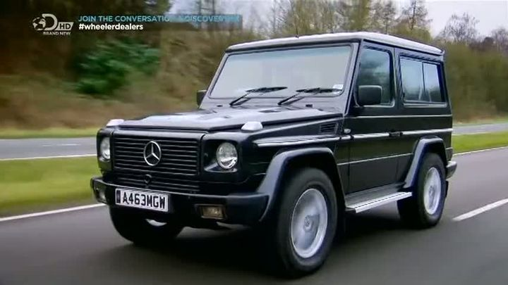 1993 Mercedes-Benz 300 GE [W463]