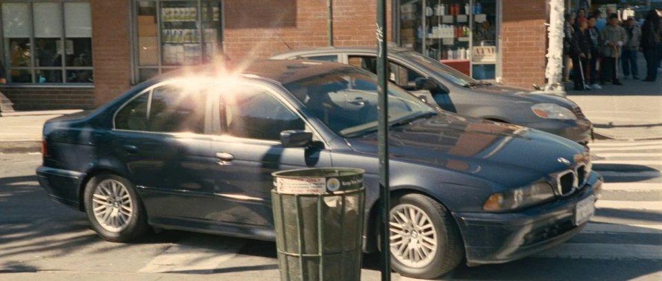 IMCDb.org: 2001 BMW 530i [E39] in \