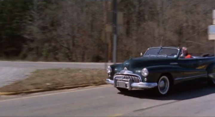 1947 Buick Super Convertible Sedan [56-C]