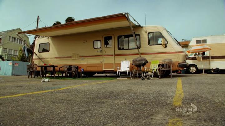 Mobile Home Caravan By Leetwood S on