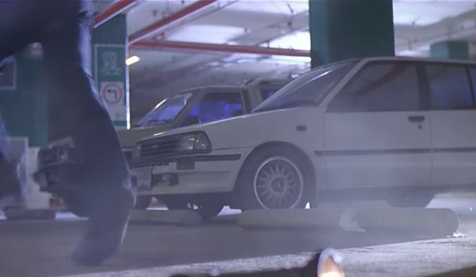 1985 Toyota Starlet [EP70]