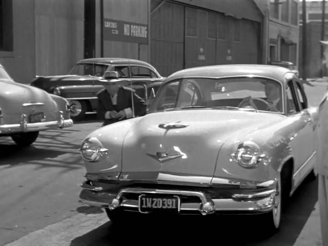 1953 Kaiser Manhattan Two-Door Sedan [K5324]