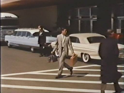 1956 Lincoln Airport Limousine
