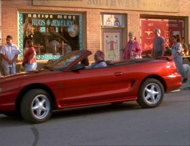 1996 Ford Mustang GT [SN95]