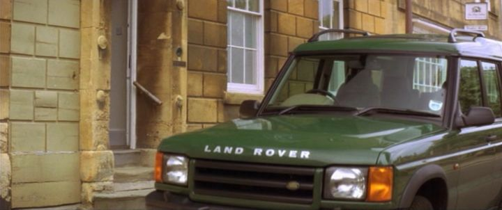 1999 Land-Rover Discovery Series II [L318]