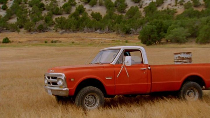 1968 GMC K-1500 Wideside