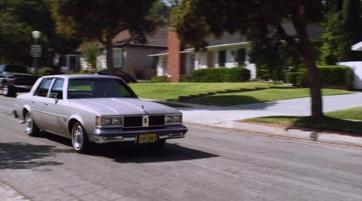 1985 Oldsmobile Cutlass Supreme Brougham [G]